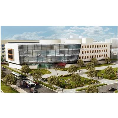 IU School of Medicine Multi-Institutional Academic Health Science and Research Center – Evansville