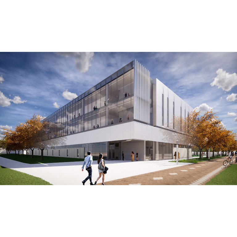 Multidisciplinary Research and Classroom Building