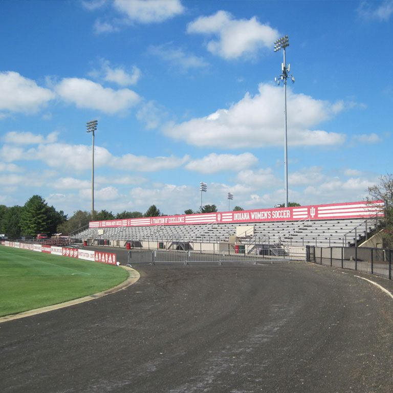 Armstrong Stadium North Grandstand