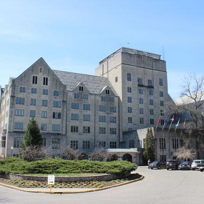 IMU Biddle Hotel