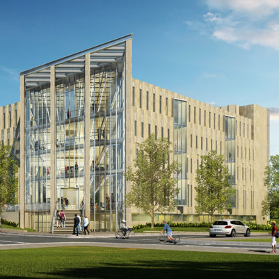 Luddy Hall (Informatics and Computing Building)