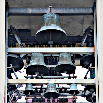 Metz Carillon bells