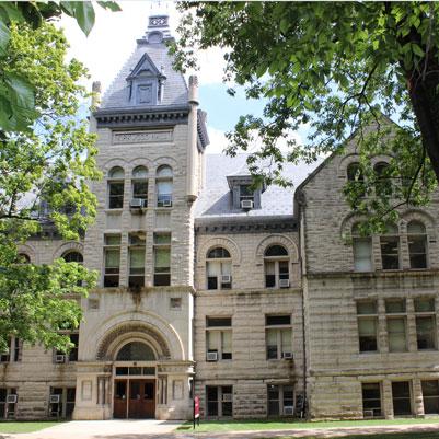 Kirkwood Hall exterior