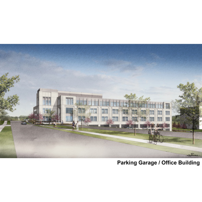Parking Garage / Office Building