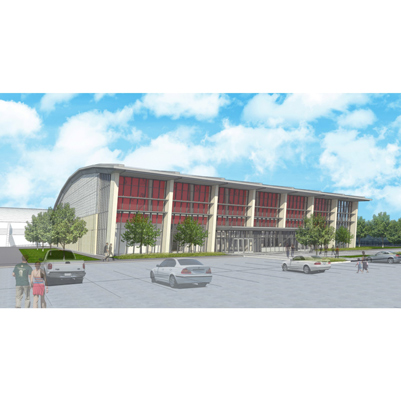Wilkinson Hall (Volleyball/Wrestling Arena)