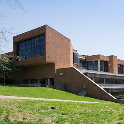 Activities Building, Crestview Hall, Hillside Hall